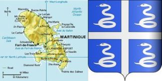 Martinique - Madinina - Matinik