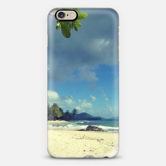 Dreamy Wild Tropical Beach