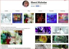 Just press on the New Front Page Of Red Bubble if you would like to see some of my other works..