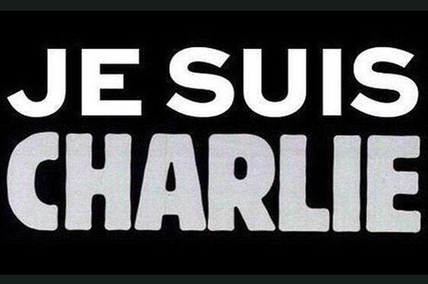 #JeSuisCharlie