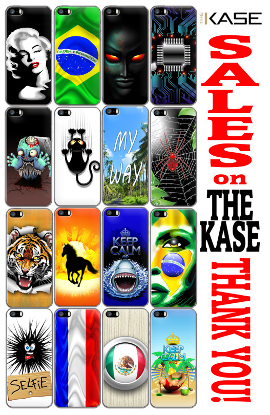 Check out BluedarkArt on theKase.com