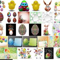 Easter illustrations! Check out my Gallery on Fotolia! Thanks! ★