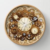20% Off all Wall Clocks! BluedarkArt's Society6 Shop