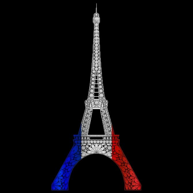 ♥ Paris, Je t'aime ♥
