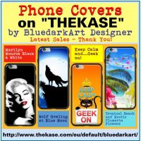 Phone Covers on TheKase - Latest Sales by BluedarkArt Designer
