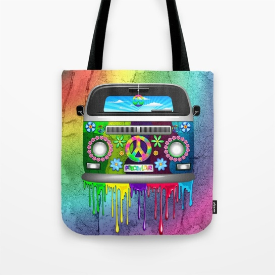 hippie-van-dripping-rainbow-paint-bags