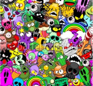 Monsters Characters © BluedarkArt